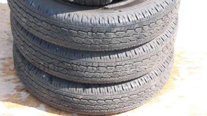 Шины Bridgestone Duravis r670 165/- 14 дюймов б/у во Владивостоке
