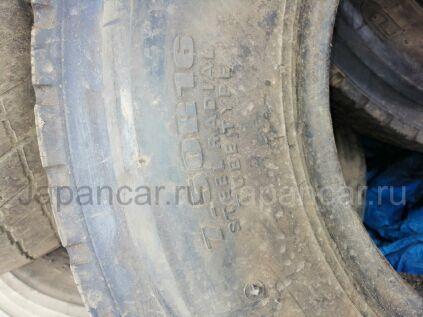 Всесезонные шины Dunlop 210/7.5 16 дюймов б/у в Комсомольске-на-Амуре