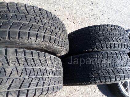 Зимние шины Bridgestone Blizzak dm-v1 265/70 16 дюймов б/у в Челябинске