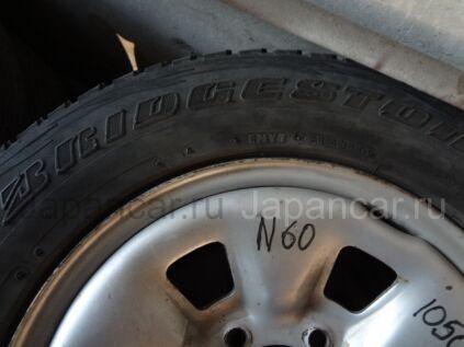 Всесезонные колеса Bridgestone Blizzak dm1 195/65 15 дюймов Japan б/у в Артеме