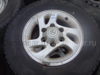 Всесезонные колеса Bridgestone Blizzak revo 215/70 15 дюймов Japan б/у в Артеме