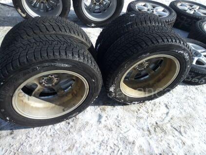 Диски 17 дюймов Bridgestone ширина 7 дюймов вылет 53 мм. б/у в Челябинске