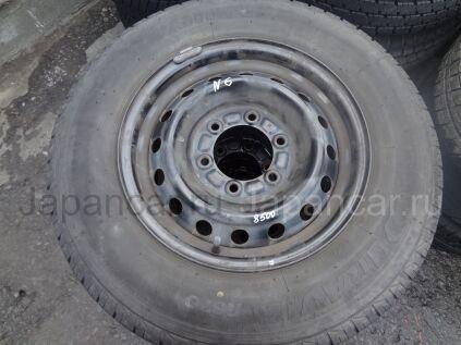 Летниe колеса Bridgestone Duravis 195/80 15 дюймов Japan б/у в Артеме