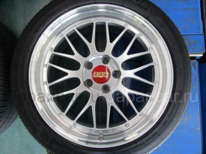 Летниe колеса Michelin primacy 3 245/45 19 дюймов Bbs б/у во Владивостоке