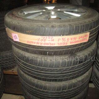Летниe шины Yokohama Ecos 175/60 16 дюймов б/у в Новосибирске