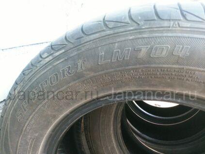 Летниe шины Dunlop Sp sport lm704 195/65 15 дюймов б/у в Уссурийске