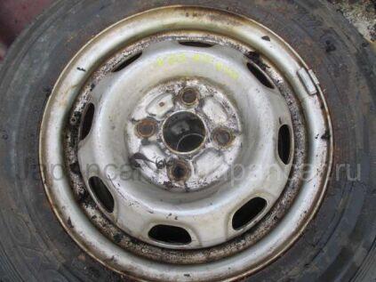 Всесезонные шины Dunlop 165/- 13 дюймов б/у в Москве