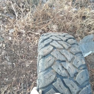 Грязевые шины Kenda Klever 225/75 16 дюймов б/у в Арсеньеве
