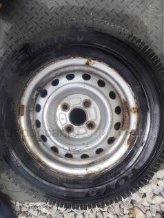 Всесезонные шины Toyo 165/80 13 дюймов б/у в Находке