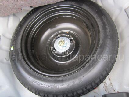Всесезонные колеса Dunlop Space miser mkiii 135/70 16 дюймов б/у в Красноярске