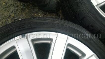 Летниe шины Rotalla radial f105 225/40 18 дюймов б/у в Челябинске