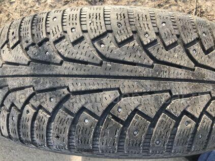 Зимние шины Nokian 255/55 18 дюймов б/у во Владивостоке