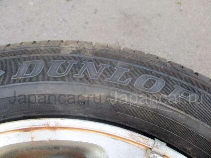 Летниe шины Dunlop 195/60 15 дюймов б/у в Москве