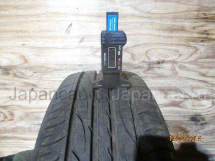 Летниe шины Dunlop 185/65 14 дюймов б/у в Томске