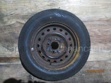 Летниe шины Dunlop 195/70 14 дюймов б/у в Томске