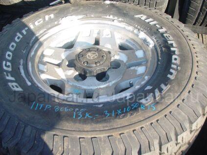 Летниe шины Toyota 31X10.5 15 дюймов б/у в Уссурийске