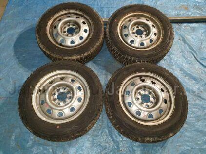 Зимние колеса Dunlop Winter maxx 175/70 14 дюймов Nissan б/у в Барнауле