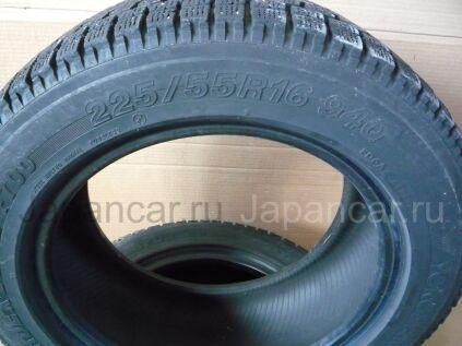 Зимние шины Yokohama Guardex k2 f700 225/55 16 дюймов б/у в Уссурийске