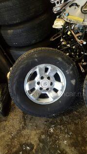 Всесезонные колеса Yokohama Ice guard 265/70 16 дюймов Toyota б/у во Владивостоке
