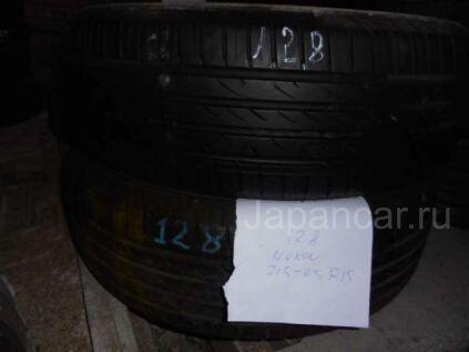 Летниe шины Nexen 215/65 15 дюймов б/у в Улан-Удэ