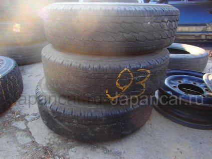 Летниe шины Bridgestone - 185/70 14 дюймов б/у в Хабаровске