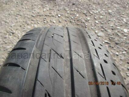 Летниe шины Bridgestone 205/55 17 дюймов б/у во Владивостоке