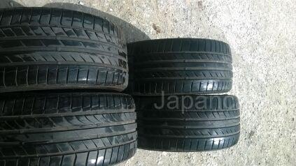 Летниe шины Dunlop 235/45 17 дюймов б/у в Челябинске
