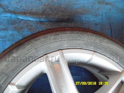 Летниe колеса Yokohama Advan 205/55 16 дюймов Peugeot б/у в Красноярске