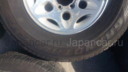 Летниe шины Dunlop Grandtrek pt2 265/70 16 дюймов б/у в Челябинске