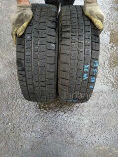 Зимние шины Dunlop Winter maxx 195/60 15 дюймов б/у в Хабаровске