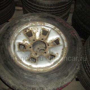 Всесезонные шины Dunlop Touring t/a 215/70 15 дюймов б/у в Новосибирске