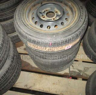 Летниe шины Bridgestone 86s 185/65 14 дюймов б/у в Новосибирске