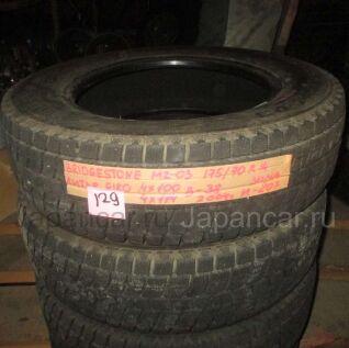 Зимние шины Bridgestone Mz-03 175/70 14 дюймов б/у в Новосибирске