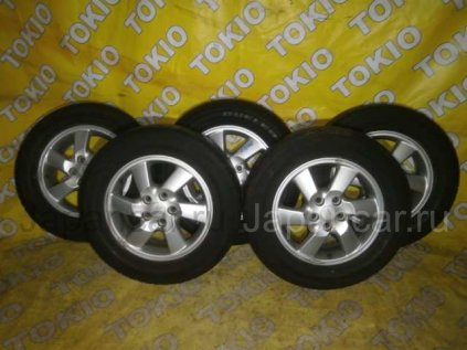 Летниe колеса Bridgestone Dueler h/l 215/65 16 дюймов Null б/у в Комсомольске-на-Амуре