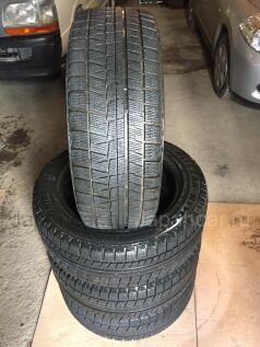 Зимние шины Bridgestone Blizzak 225/55 17 дюймов б/у во Владивостоке