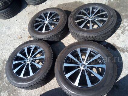 Зимние шины Dunlop Wintermaxx sj8 225/65 17 дюймов б/у в Челябинске