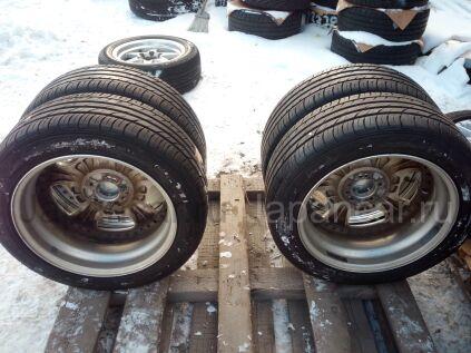 Летниe шины Falken Ziex ze914 205/50 16 дюймов б/у в Челябинске