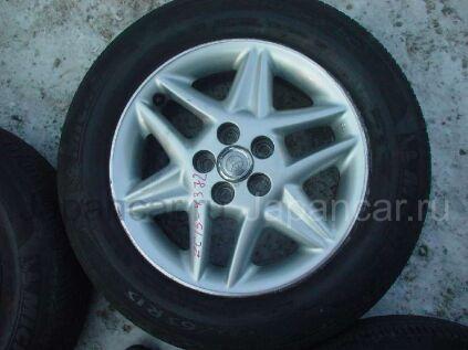 Летниe колеса Michelin 195/65 15 дюймов Toyota б/у в Уссурийске