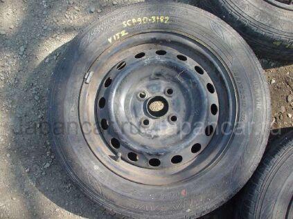 Летниe шины Dunlop Enasave 165/70 14 дюймов б/у в Уссурийске