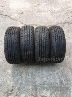 Летниe шины Bridgestone Nextry ecopia 195/60 15 дюймов б/у в Хабаровске