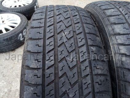 Летниe шины Bridgestone Dueler h\l 683 225/65 17 дюймов б/у в Челябинске