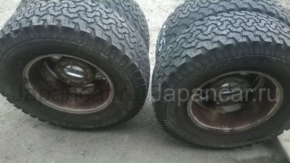 Грязевые шины Bf goodrich All terrain t\a 265/70 16 дюймов б/у в Челябинске