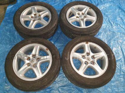 Летниe шины Dunlop Enasave ec503 215/60 16 дюймов б/у в Барнауле