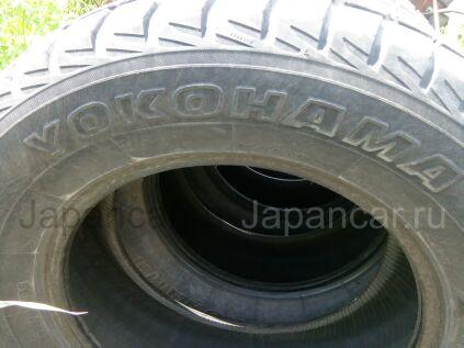 Всесезонные шины Yokohama 285/60 18 дюймов б/у во Владивостоке