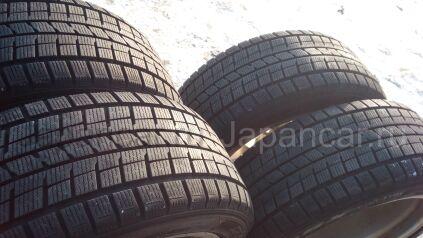 Зимние шины Dunlop Dsx 235/45 17 дюймов б/у в Челябинске