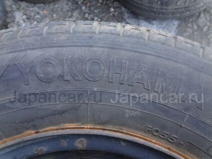 Летниe колеса Yokohama Delyvery star 195/80 15 дюймов Japan б/у в Артеме
