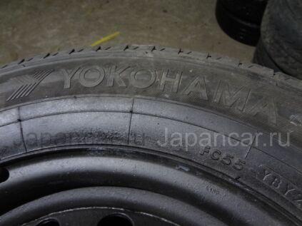 Летниe колеса Yokohama Delyvery star 808 195/80 15 дюймов Japan б/у в Артеме