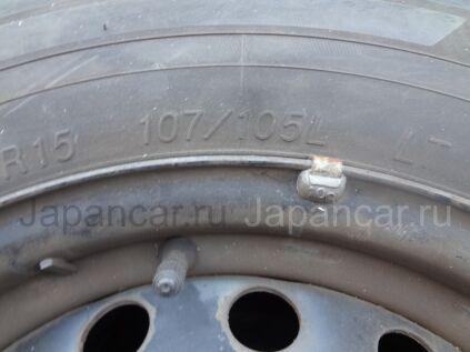 Летниe колеса Yokohama Job ry52 195/80 15 дюймов Japan б/у в Артеме