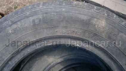 Летниe шины Dunlop Digi-tyre dv-01 165/50 13 дюймов б/у во Владивостоке