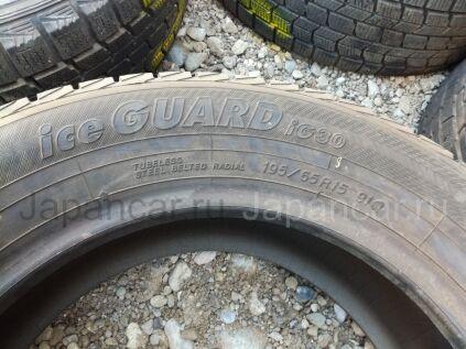 Всесезонные шины Ykohama Ig-30 195/65 15 дюймов б/у в Уссурийске